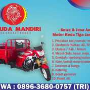 Gerobak Motor Roda Tiga Surabaya, (21601115) di Kota Surabaya