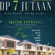Safira Juanda DP 7 Juta An Dapat Rumah Ready Stock (21605107) di Kab. Sidoarjo