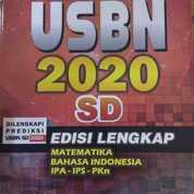 BUKU PERSIAPAN USBN SD 2020 PLUS SIMULASI
