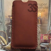 Leather Case Pouch Iphone 5 / 5s Sarung HP Android PU Gustavo Sleeve (21620571) di Kab. Bandung