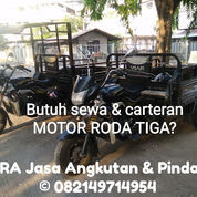 Sewa Carteran Jasa Angkut Pindahan Kirim Barang Motor Niaga Roda Tiga Viar Tossa Fukuda Dorkas Cator (21623659) di Kab. Mojokerto