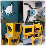 Mainan Kucing,Cat Play Ground,Cat Condo