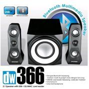 Speaker Dazumba DW366N Multimedia Bluetooth (21624951) di Kota Surakarta