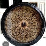 Jam Dinding Asmaul Husna Jati D.100cm. Elegan Antik Mewah (21637767) di Kab. Jepara