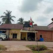 2 Rumah Dempet Pinggir Jalan Cocok Buka Ruko Buat Usaha Jl Rami Lalu Lalang (21637903) di Kota Palembang