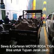 Sewa Carteran Motor Gerobak Roda Tiga Viar Tossa Fukuda Mini Pickup Jasa Angkut Pindahan (21639339) di Kab. Sidoarjo