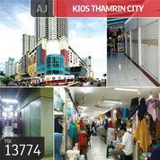 Kios Thamrin City, Jakarta Pusat, 4 M, Lt 3, SHM (21643731) di Kota Jakarta Pusat