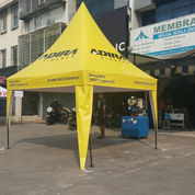 Termurah, Cover Tenda Kerucut Uk.3m X 3m