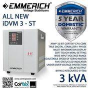 Stabilizer Listrik Emmerich 3 Kva / Stavolt Emmerich 1 Phase (21650155) di Kota Jakarta Barat