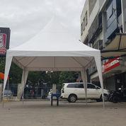 HOT SALE Tenda Kerucut Anti Karat Ukuran 4x4