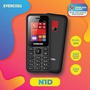 Hp Evercoss N1D Candybar Garansi Resmi