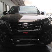 Ready NEW FORTUNER 4x2 2.4 VRZ A/T DSL TRD Diesel Cash/Credit