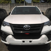 Ready Stock NEW FORTUNER 4x2 2.4 VRZ A/T DSL LUX TRD Putih Cash/Credit