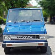 Toyota Kijang Pick Up Thn 1986