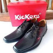 Sepatu Pantofel-Formal-Resmi-Kerja-Kantor-Guru-Wisuda-Nikah-Pria Bahan Kulit (21657391) di Kartosura