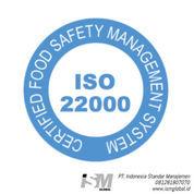 ISO 22000 Tentang (21659979) di Kota Jakarta Selatan
