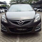 Mazda 6 2.5 Sedan 2011 Audio Bose Jok High Fitur