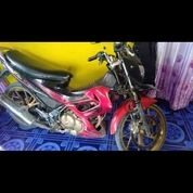 Satria Fu 2011 Pjak Off 2th Mesin Waras Bukan Siap Dandan (21667987) di Kota Palembang