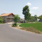 Tanah Strategis Jogja Bantul Sewon Panggungharjo Jalan Bantul Sawah