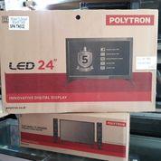 LED Polytron 24' Plus Speaker Tower Polytron