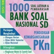 BUKU 1000 BANK SOAL PKN SD KELAS 4 5 6