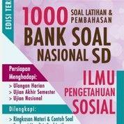 BUKU 1000 BANK SOAL IPS SD KELAS 4 5 6