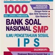 BUKU 1000 BANK SOAL IPS SMP KELAS 7 8 9
