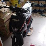Baru Motor Suzuki Nex II Warna Hitam