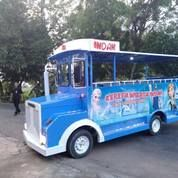 Usaha Wisata Kereta Mini Odogn Risma Rjm Coaster Murah Kijang 2