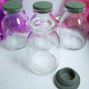 Botol Asi 50ml Tutup Karet (21690575) di Kota Depok
