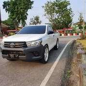 Toyota Hilux Sc M/T 2016