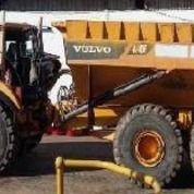 Articulated Dump Truck (ADT) Volvo A40F Tahun 2012 (21692527) di Kota Jakarta Timur