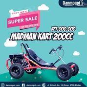 Motor Dewasa Madman Kart 200 CC