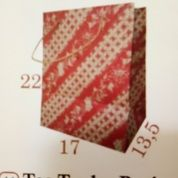 Paper Bag Tas Toples Roti ( 41 ) Uk 22 X 13,5 17 Cm (21707403) di Kota Surabaya