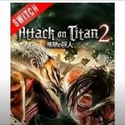 Attack On Titan 2 (AoT2) | Nintendo Switch | Murah | NEGO