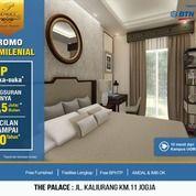 Apartemen The Palace Jogja Strategis Di Jalur Wisata Dekat DGN Kampus UII & UGM
