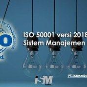 ISO 50001 Standards (21712743) di Kota Jakarta Selatan