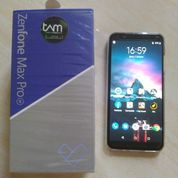 Asus Zenfone Max Pro M1 Ram 4/64GB Snapdragon 636 Batre 5000Mah Fullset Mulus (21719807) di Kota Medan