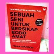 Seni Untuk Bersikap Bodo Amat (21721167) di Kota Bogor
