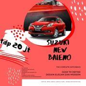 Suzuki New Baleno Total Dp Nya 20jt (21729071) di Kota Jakarta Barat