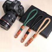 Hand Strap Kamera Mirrorless Bahan Nylon Universal Canon Sony Fujifilm