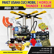 Paket Usaha Cuci Mobil Hidrolik MBH-201 (21735647) di Kota Tidore Kep.