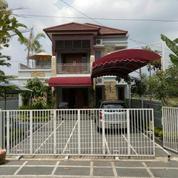 Rumah Mewah Cantik 2 Lantai Cluster Dekat Kampus ISI Jogja