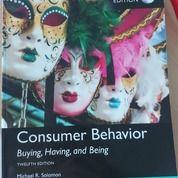 Buku Paket Customer Behaviour