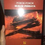 BUKU POKOK POKOK HUKUM PERDATA (21739711) di Kota Jakarta Timur
