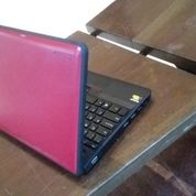 Laptop Lenovo Red