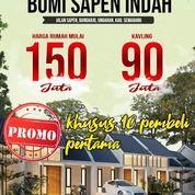 Rumah Desain Modern Di Semarang (21741527) di Kab. Semarang