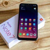 Xiaomi Note 7 Black Ram 4/64 Mulus 99% Lengkap Grs 11 Bulan Banyak Bonus (21742327) di Kota Medan
