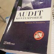 Iklan Buku Audit Kontemporer By Theodore M. Tuanakotta