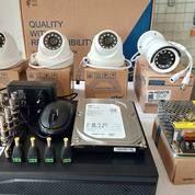 Bergaransi Paket Murah CCTV 4Camera 2MP Complit (21743763) di Kab. Langkat